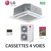 LG Cassette 4 voies Inverter UT36R.NM0 - UU36WR.U30