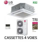 LG Cassette 4 voies DUAL VANE Inverter UT42F.NA0 - UUD3.U30