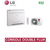 LG CONSOLE DOUBLE FLUX UQ09F