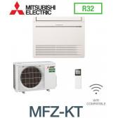 Console Mitsubishi MFZ-KT35VG