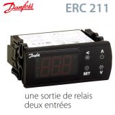 Commande frigorifique électronique Danfoss ERC 211
