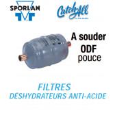Filtre déshydrateur Sporlan C-053-S - Raccordement 3/8 ODF