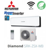 Mitsubishi Heavy Industries Mural Diamond SRK25ZSX-WB