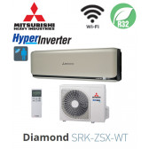 Mitsubishi Heavy Industries Mural Diamond SRK60ZSX-WT
