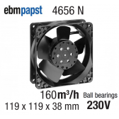 Ventilateur Axial 4656N de EBM-PAPST