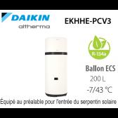 Pompe à chaleur Daikin Altherma M - EKHHE200PCV3 - avec Serpentin solaire