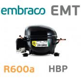 Compresseur Aspera – Embraco EMT45CDP - R600a