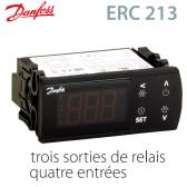 Commande frigorifique électronique Danfoss ERC 213