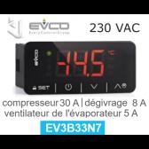 Régulateur digital EV3B33N7 de Every Control