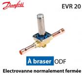 Vanne solénoïde sans bobine EVR 20 - 032F1240 - Danfoss