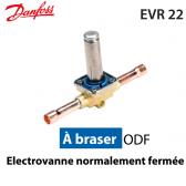 Vanne solénoïde sans bobine EVR 22 - 032F3267 - Danfoss
