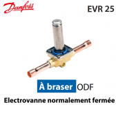 Vanne solénoïde sans bobine EVR 25 - 032F2208 - Danfoss