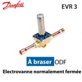 Vanne solénoïde sans bobine EVR 3 - 032F1206 - Danfoss