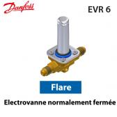 Vanne solénoïde sans bobine EVR 6 - 032F8072 - Danfoss