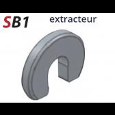 "Outil extracteur pour raccord rapide 3/8"""