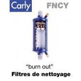 """Filtre déshydrateur de nettoyage FNCY 285 de Carly - 5/8"""" SAE"""