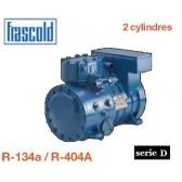 Compresseurs semi-hermétiques 2 cylindres Frascold - Série D