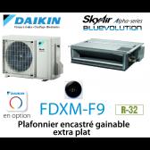 Daikin Plafonnier encastré gainable extra plat Alpha FDXM60F9