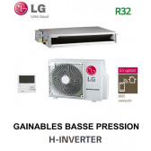 LG GAINABLE Basse pression statique H-INVERTER UL12FH.F50 - UUA1.UL0