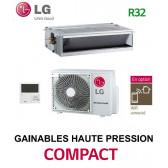LG GAINABLE Haute pression statique COMPACT UM30F.N10 - UUB1.U20