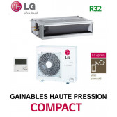 LG GAINABLE Haute pression statique COMPACT UM36F.N20 - UUC1.U40