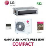 LG GAINABLE Haute pression statique COMPACT UM36F.N20 - UUC1.U40