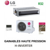 LG GAINABLE Haute pression statique H-INVERTER UM12FH.N10 - UUA1.UL0