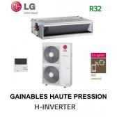 LG GAINABLE Haute pression statique H-INVERTER UM48FH.N30 - UUD1.U30