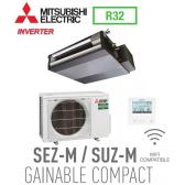 Mitsubishi GAINABLE COMPACT modèle SEZ-M25DA