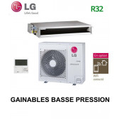 LG GAINABLE Basse pression statique CL24F.N30 - UUC1.U40