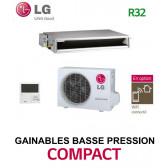 LG GAINABLE Basse pression statique COMPACT CL18F.N60 - UUA1.UL0