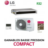LG GAINABLE Basse pression statique COMPACT CL24F.N30 - UUB1.U20