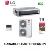 LG GAINABLE Haute pression statique UM48F.N30 - UUD3.U30
