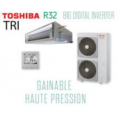 Toshiba Gainable haute pression Big Digital inverter RAV-RM2801DTP-E triphasé