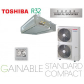 Toshiba Gainable BTP standard compact Super Digital inverter RAV-RM1401BTP-E monophasé