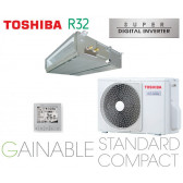 Toshiba Gainable BTP standard compact Super Digital inverter RAV-RM561BTP-E
