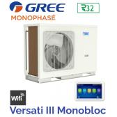 Pompe à chaleur Monobloc VERSATI III MB 12 de GREE