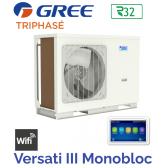 Pompe à chaleur Monobloc VERSATI III MB 12 3PH de GREE