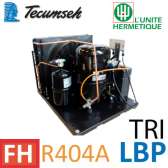 Groupe de condensation Tecumseh TFHT2511ZBR - R404A, R449A, R407A, R452A