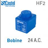 Bobine d'électrovanne HF2 -Code 9300/RA2 - Castel