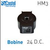 Bobine d'électrovannes HM3 - 9120/RD2 - Castel