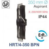 Ventilateur axial de roteur externe HRT/4-350 BPN de S&P
