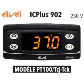 Régulateur Eliwell ICPlus 902 - PT100/Tcj-Tck