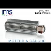 """Ventilateur Tangentiel  TG6 – 024 de """"IMS"""""""
