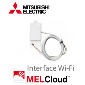 Interface Wi-Fi Mitsubishi