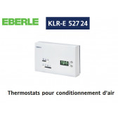 """Thermostats pour la climatisation KLR-E 52724 de """"Eberle"""""""