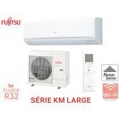 Fujitsu Série KM LARGE ASYG 30 KMTA