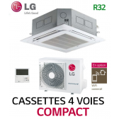 LG Cassette 4 voies COMPACT CT18F.NQ0 - UUA1.UL0