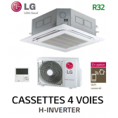 LG Cassette 4 voies H-INVERTER UT18FH.NB0 - UUB1.U20