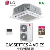 LG Cassette 4 voies H-INVERTER UT60FH.NA0 - UUD1.U30